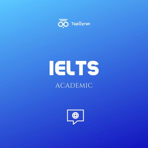 IELTS: Academic Version